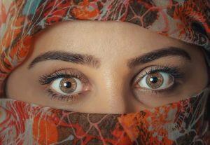 hypnotic stare